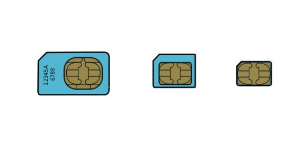 Come creare una nano SIM per iPhone 5
