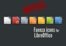 Faenza e LibreOffice, ecco le icone!