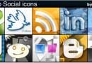 Picasso: raccolta icone social media gratuito