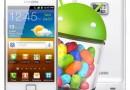 Samsung Galaxy S II: Jelly Bean arriverà a Febbraio