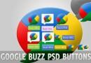 Raccolta icone gratuite per Google Buzz