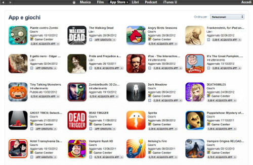 Halloween-App-Store