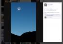 Foto su sfondo nero: Facebook cambia faccia ancora una volta