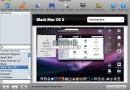 Cambia tema a Mac OS X con Magnifique