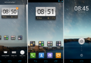 MIUI Launcher disponibile nel Play store; compatibile anche con Gingerbread