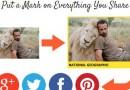 Applicare watermark alle immagini e condividerle sui social network con PicMark
