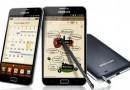 Samsung Galaxy Note: disponibile l'aggiornamento ufficiale a ICS