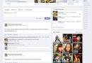 Facebook: una nuova Timeline presto in arrivo?