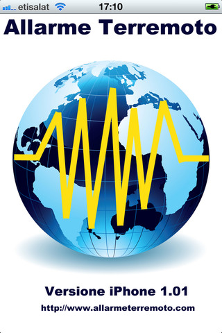 Allarme Terremoto