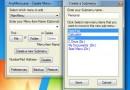 Accedere a file e programmi preferiti con AnyMenu