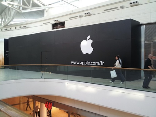 apple-store-carre-senart-south-of-paris-france