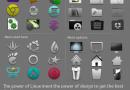 Icone Awoken 2.0 con uno script per personalizzare il tema