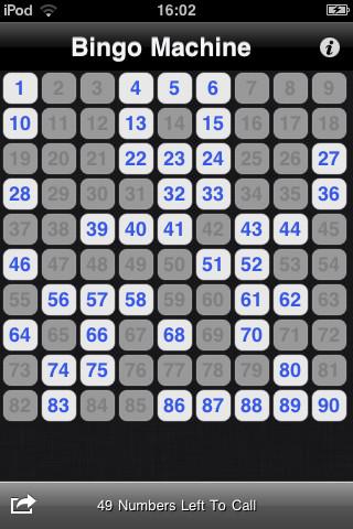 Bingo Machine: panorama