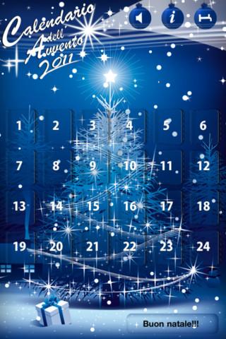 calendario dell'avvento 2011