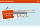 WordPress Offline con Changing Room Theme