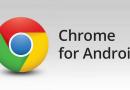 Chrome per Android si aggiorna; disponibile la versione 18.1