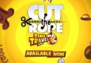 "Disponibile su App Store il gioco ""Cut the Rope: Time Travel"""
