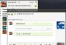 Installiamo Emesene 2.11.5 su Ubuntu