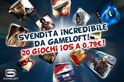 Gameloft Sconti