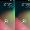 Holo Locker: lockscreen Jelly Bean gratis per tutti
