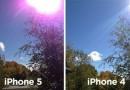 Iphone 5 e i problemi del riflesso viola nelle foto