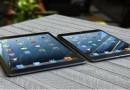 Prime immagini dell'iPad di quinta generazione