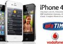 iPhone 4S : TIM – Vodafone e 3 ne annunciano l'arrivo