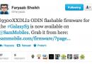 Nuovo firmware leak XXDLI2 Jelly Bean per Galaxy S III