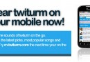 Twiturm, condividere musica su Twitter
