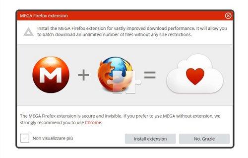 mega-firefox-extension