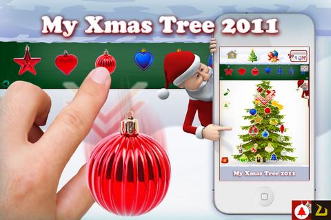 My Xmas Tree 2011: decorazioni