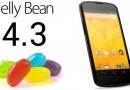 Android 4.3 disponibile a partire dai prossimi mesi