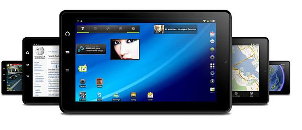 Tablet dell'NTEC Android