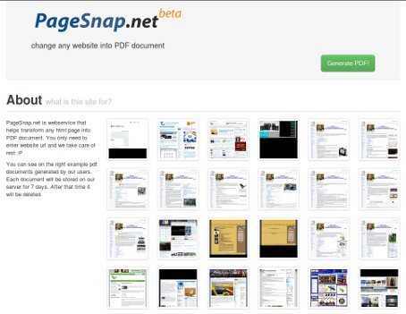 pagesnap