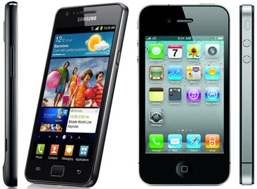 samsung-galaxy-s-ii-and-iphone-4-front-side