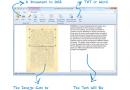 Convertire immagini in testo con SuperGeek Free Document OCR