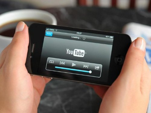youtube ios6