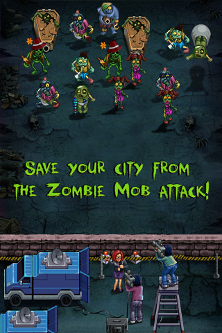 Zombie Mob Defense